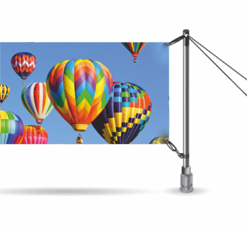 Easy Outdoorfix Banner System